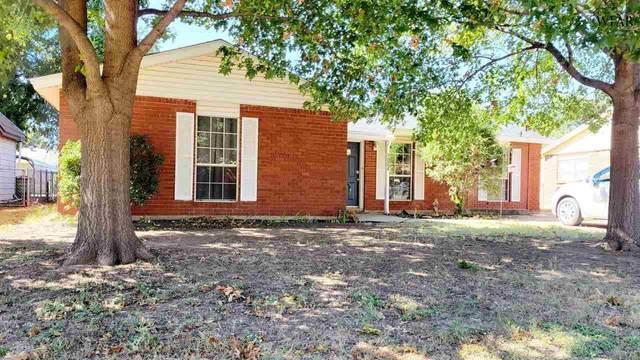 5004 Lakefront Drive, Wichita Falls, TX 79310 (MLS #162312) :: WichitaFallsHomeFinder.com