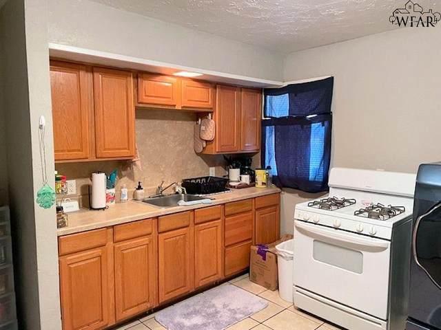 2220 Alice Avenue, Wichita Falls, TX 76301 (MLS #162314) :: WichitaFallsHomeFinder.com