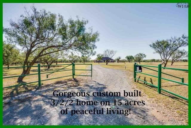 8377 Coleman Road, Archer County, TX 76366 (MLS #162316) :: WichitaFallsHomeFinder.com