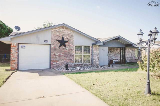 2001 Eden Lane, Wichita Falls, TX 76306 (MLS #162317) :: WichitaFallsHomeFinder.com