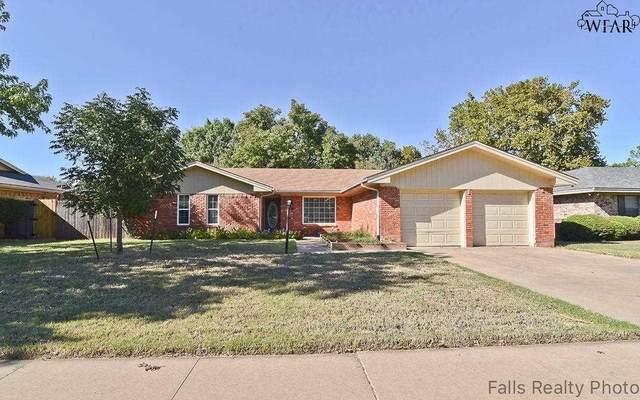 2624 Elmwood Avenue, Wichita Falls, TX 76308 (MLS #162318) :: WichitaFallsHomeFinder.com