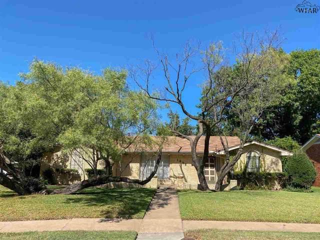 1626 Celia Drive, Wichita Falls, TX 76302 (MLS #162322) :: Bishop Realtor Group