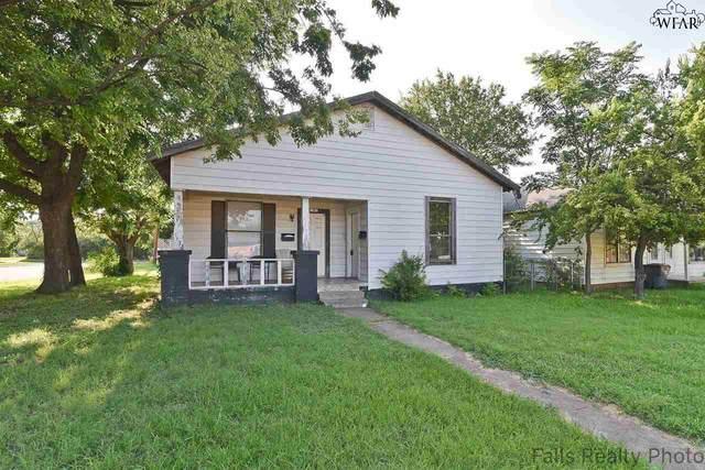 1301 Britain Street, Wichita Falls, TX 76309 (MLS #162324) :: WichitaFallsHomeFinder.com