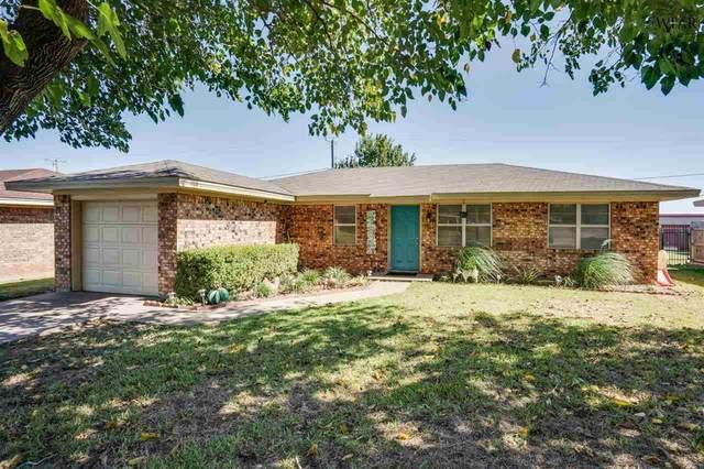 707 Park Plaza Drive, Iowa Park, TX 76367 (MLS #162326) :: Bishop Realtor Group