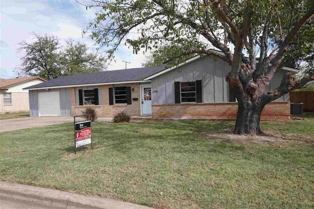 1601 Ruidosa Drive, Wichita Falls, TX 76306 (MLS #162331) :: Bishop Realtor Group