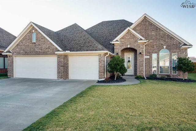 7 Clover Court, Wichita Falls, TX 76310 (MLS #162333) :: WichitaFallsHomeFinder.com