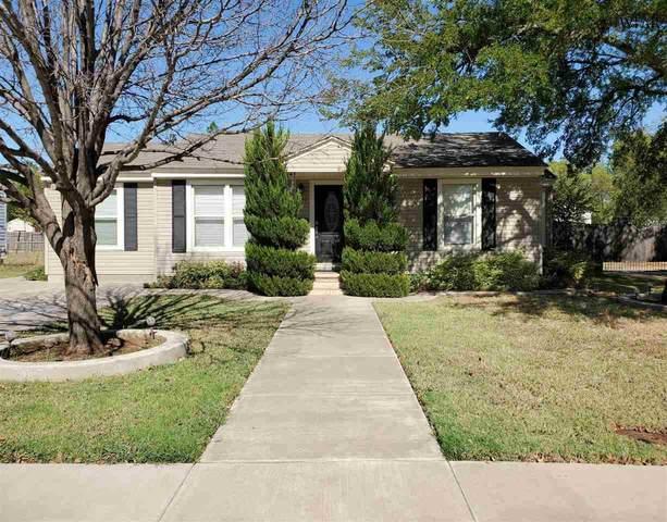 2940 Blankenship Street, Wichita Falls, TX 76308 (MLS #162336) :: Bishop Realtor Group