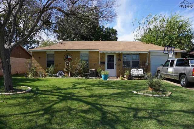 1704 Las Vegas Trail, Wichita Falls, TX 76306 (MLS #162337) :: Bishop Realtor Group