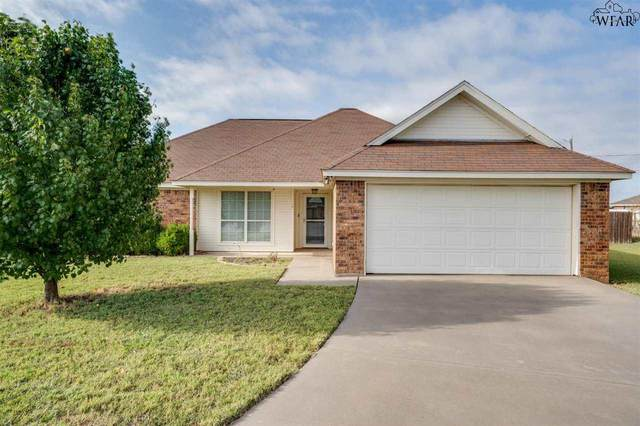 6 Jayden Court, Wichita Falls, TX 76302 (MLS #162340) :: Bishop Realtor Group