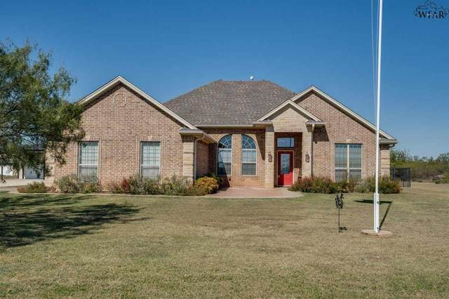 1280 Kinta Trail, Wichita Falls, TX 76310 (MLS #162345) :: Bishop Realtor Group