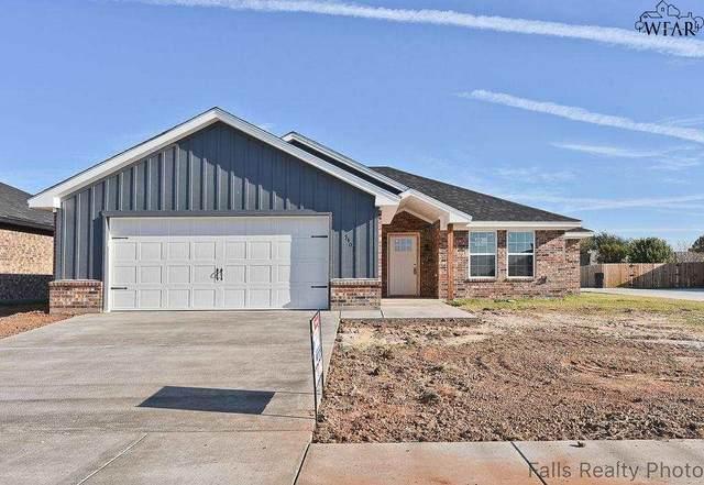 5403 Madiliz Way, Wichita Falls, TX 76302 (MLS #162347) :: WichitaFallsHomeFinder.com