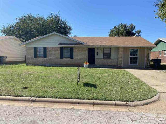 1406 Ruidosa Drive, Wichita Falls, TX 76306 (MLS #162348) :: Bishop Realtor Group