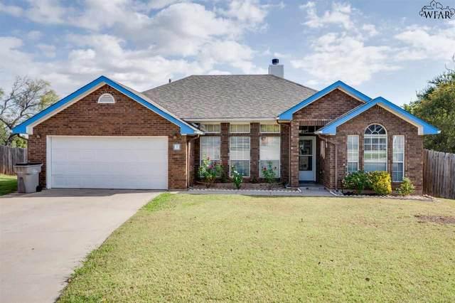 7 Worthington Court, Wichita Falls, TX 76306 (MLS #162349) :: WichitaFallsHomeFinder.com