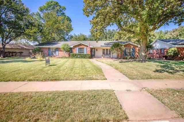 4514 Martinique Street, Wichita Falls, TX 76308 (MLS #162351) :: WichitaFallsHomeFinder.com