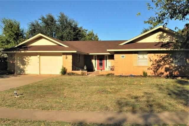 2403 N Leighton Circle, Wichita Falls, TX 76309 (MLS #162352) :: WichitaFallsHomeFinder.com
