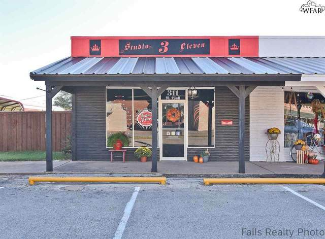 311 N Wall Street, Iowa Park, TX 76367 (MLS #162354) :: Bishop Realtor Group