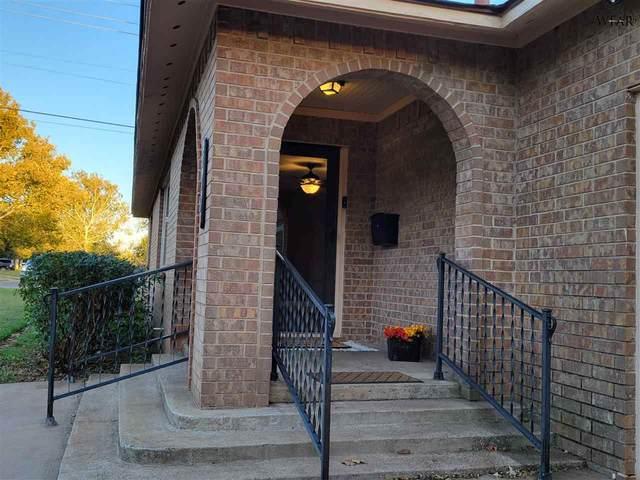 528 Sycamore Drive, Burkburnett, TX 76354 (MLS #162356) :: Bishop Realtor Group