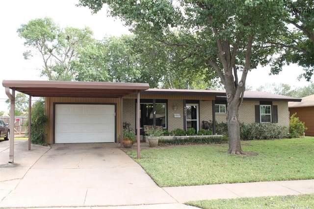 4625 University Avenue, Wichita Falls, TX 76309 (MLS #162368) :: WichitaFallsHomeFinder.com