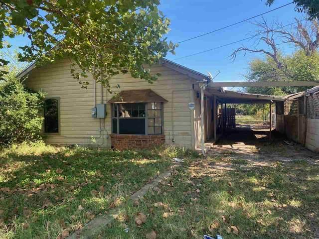 1021 N Beverly Drive, Wichita Falls, TX 76306 (MLS #162376) :: WichitaFallsHomeFinder.com