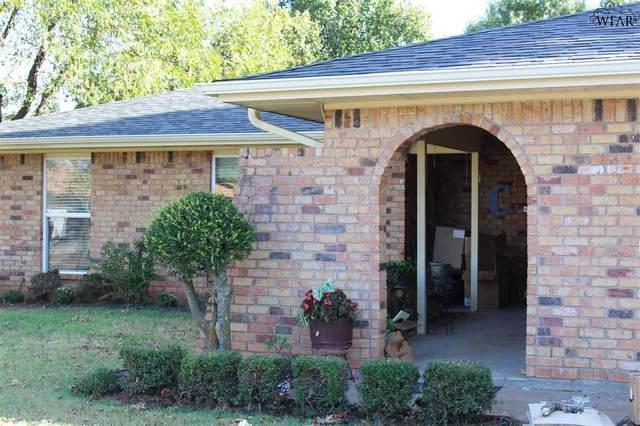 405 Royal Road, Lakeside City, TX 76302 (MLS #162379) :: WichitaFallsHomeFinder.com