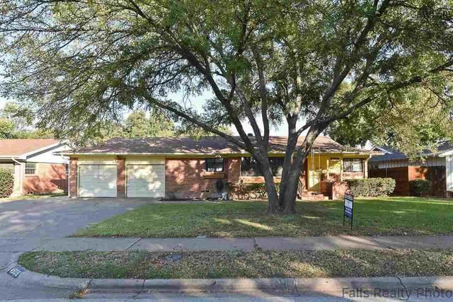 4908 Earl Street, Wichita Falls, TX 76302 (MLS #162381) :: WichitaFallsHomeFinder.com