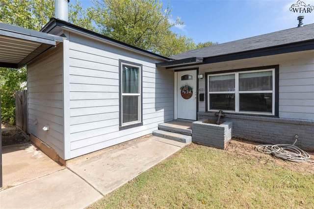 4221 Mcniel Avenue, Wichita Falls, TX 76308 (MLS #162384) :: Bishop Realtor Group
