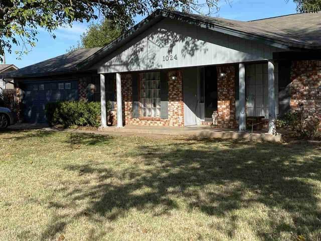 1024 Jan Lee Drive, Burkburnett, TX 76354 (MLS #162397) :: Bishop Realtor Group