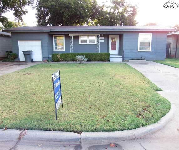 307 Westside Drive, Wichita Falls, TX 76301 (MLS #162398) :: Bishop Realtor Group