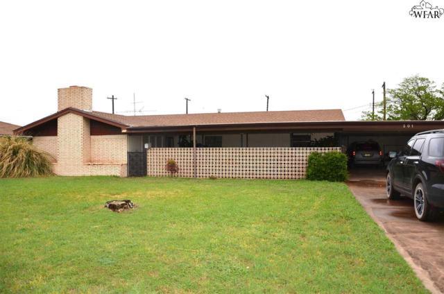 201 W Anderson Avenue, Electra, TX 76360 (MLS #144525) :: WichitaFallsHomeFinder.com