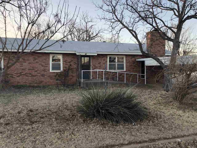 505 S Sycamore Street, Archer City, TX 76351 (MLS #147711) :: WichitaFallsHomeFinder.com
