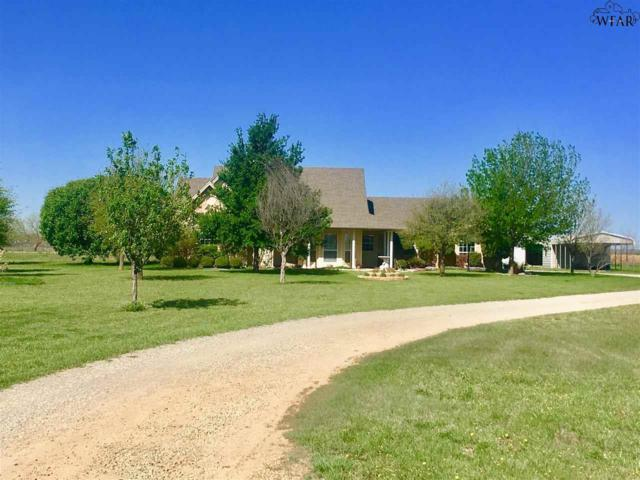 275 Red Rock Road, Wichita Falls, TX 76305 (MLS #148213) :: WichitaFallsHomeFinder.com