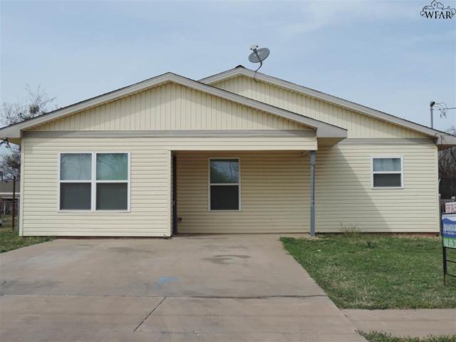 908 Gerald Street, Wichita Falls, TX 76301 (MLS #148359) :: WichitaFallsHomeFinder.com