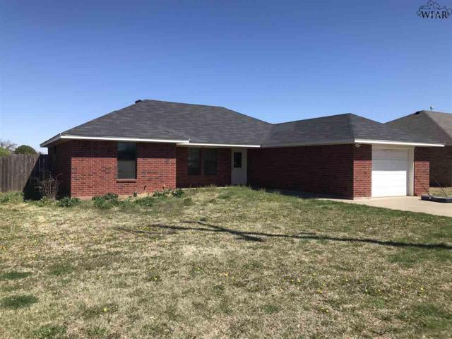 419 W Cottonwood Street, Archer City, TX 76351 (MLS #148731) :: WichitaFallsHomeFinder.com