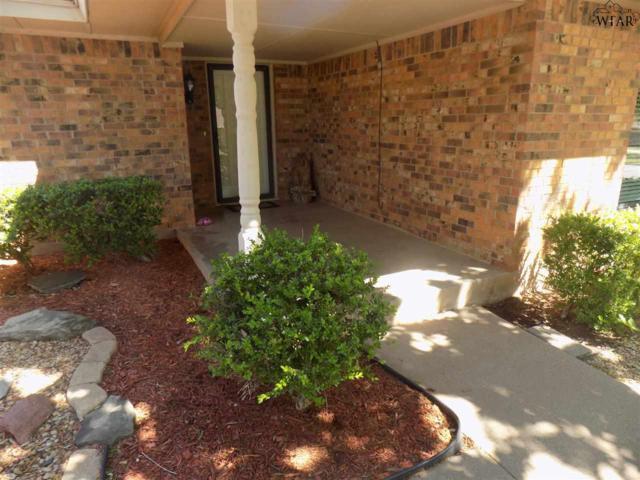4721 Priscilla Lane, Wichita Falls, TX 76306 (MLS #148774) :: WichitaFallsHomeFinder.com