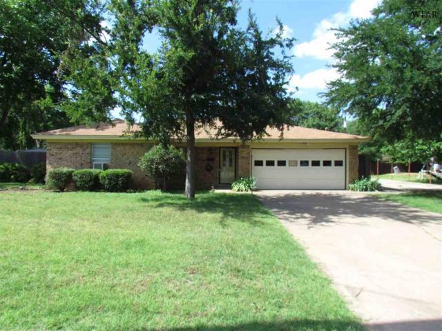 508 E Crafton Street, Henrietta, TX 76365 (MLS #149058) :: WichitaFallsHomeFinder.com