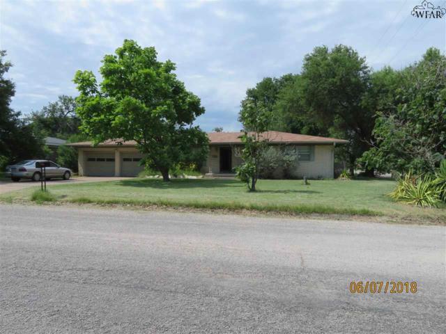 1102 W Howard Street, Olney, TX 76374 (MLS #149387) :: WichitaFallsHomeFinder.com
