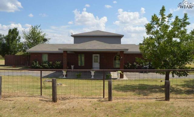 2501 Fm 367, Iowa Park, TX 76367 (MLS #149702) :: WichitaFallsHomeFinder.com