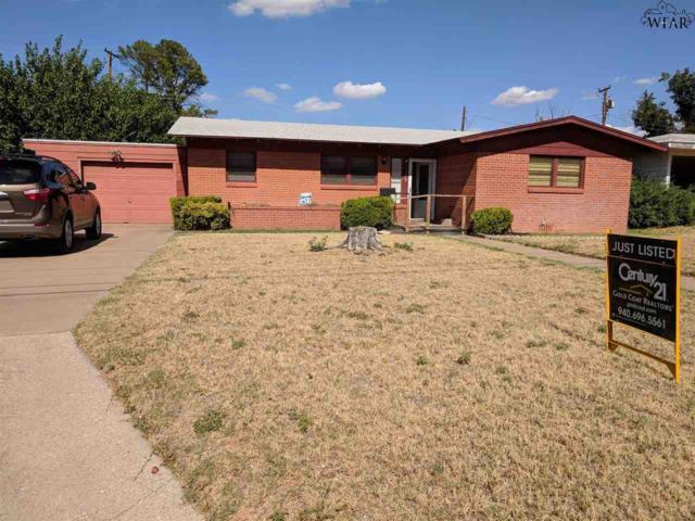 2219 Sand Road, Vernon, TX 76384 (MLS #149729) :: WichitaFallsHomeFinder.com
