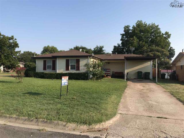 1005 E Wichita Street, Henrietta, TX 76365 (MLS #150041) :: WichitaFallsHomeFinder.com