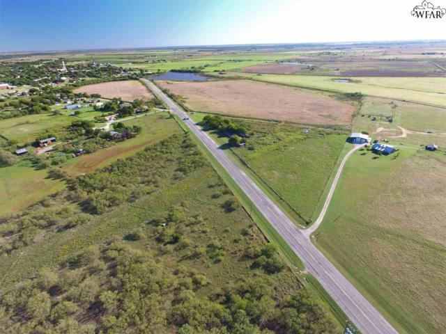 25 Acres N Hwy 79, Byers, TX 76357 (MLS #150230) :: WichitaFallsHomeFinder.com