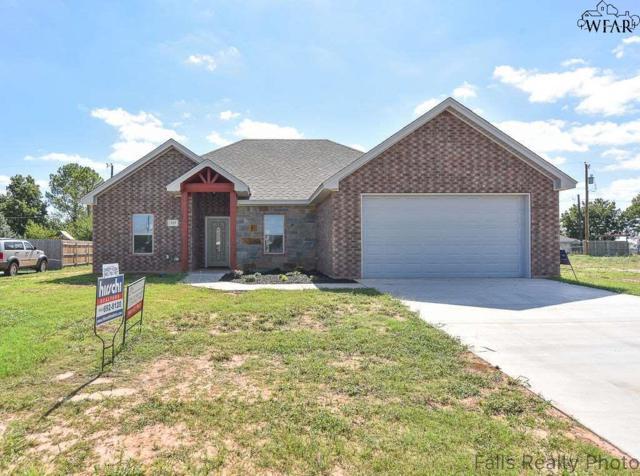 323 Driftwood Drive, Wichita Falls, TX 76308 (MLS #150700) :: WichitaFallsHomeFinder.com