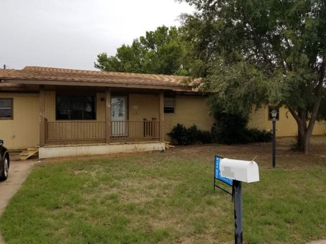 11091 Hayden Drive, Vernon, TX 76384 (MLS #150911) :: WichitaFallsHomeFinder.com