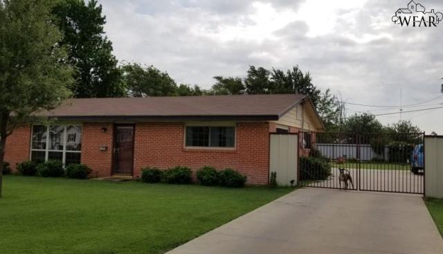 2829 Cumberland Street, Vernon, TX 76384 (MLS #151216) :: WichitaFallsHomeFinder.com