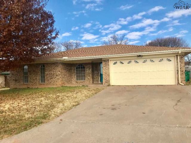987 Victoria Drive, Burkburnett, TX 76354 (MLS #151289) :: WichitaFallsHomeFinder.com