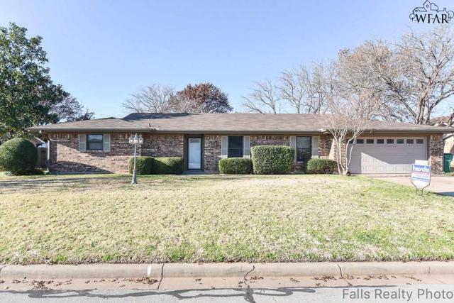 942 Kiowa Drive, Burkburnett, TX 76354 (MLS #151401) :: WichitaFallsHomeFinder.com