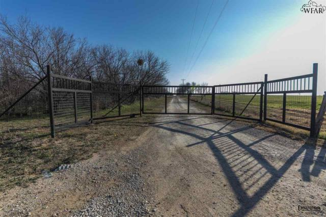 1678 Buerger Road, Archer City, TX 76351 (MLS #151591) :: WichitaFallsHomeFinder.com
