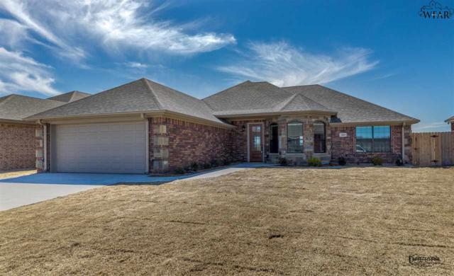 5010 Blue Mesa Lane, Wichita Falls, TX 76310 (MLS #152262) :: WichitaFallsHomeFinder.com