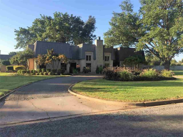 2801 Gordon Street, Vernon, TX 76384 (MLS #152349) :: WichitaFallsHomeFinder.com