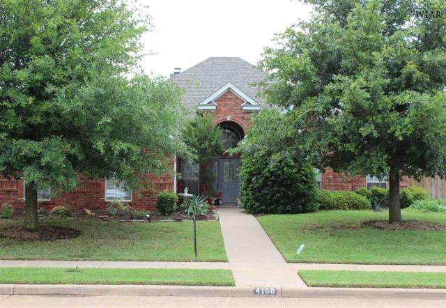 4168 Candlewood Circle, Wichita Falls, TX 76308 (MLS #152520) :: WichitaFallsHomeFinder.com