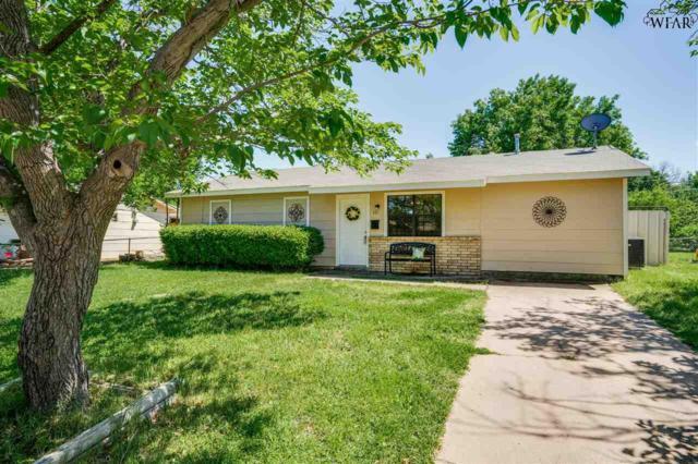 111 Devonshire Drive, Wichita Falls, TX 76302 (MLS #152780) :: WichitaFallsHomeFinder.com